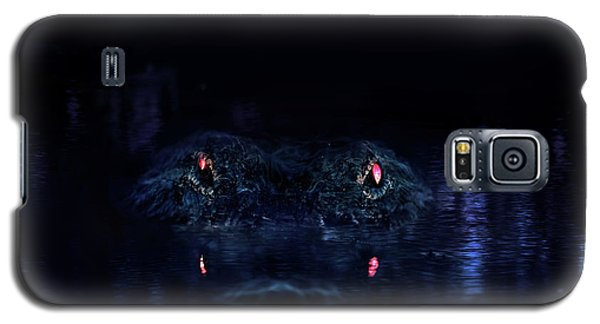 Primeval Galaxy S5 Case by Mark Andrew Thomas
