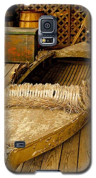 Primitive Duck Skiff Galaxy S5 Case
