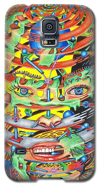 Primordial Inception Of Life At Daybreak Galaxy S5 Case