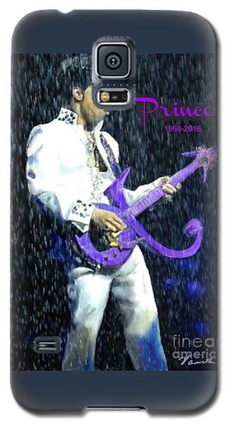 Prince 1958 - 2016 Galaxy S5 Case by Vannetta Ferguson