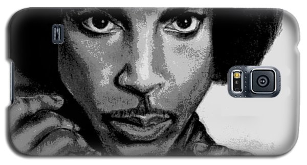 Prince Art - Pencil Drawing From Photography - Ai P. Nilson Galaxy S5 Case