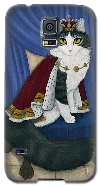 Prince Anakin The Two Legged Cat - Regal Royal Cat Galaxy S5 Case
