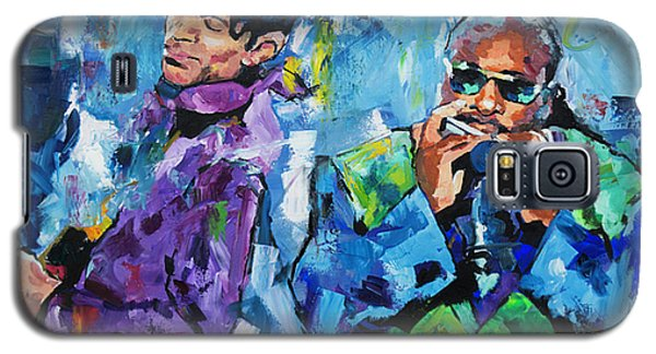 Prince And Stevie Galaxy S5 Case
