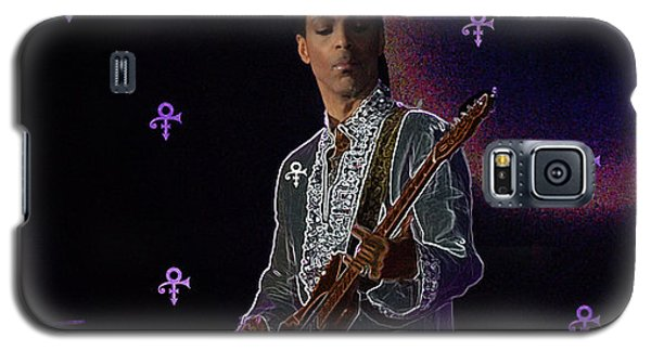 Prince At Coachella Galaxy S5 Case