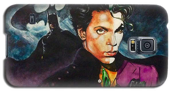 Prince Batdance Galaxy S5 Case by Darryl Matthews