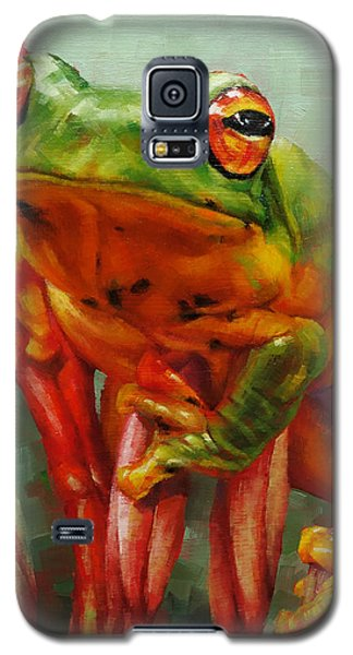 Prince Charming In Disguise Galaxy S5 Case by Margaret Stockdale