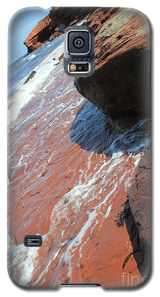 Prince Edward Island Ocean Shore Galaxy S5 Case