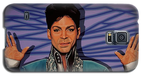Rhythm And Blues Galaxy S5 Case - Prince 2 by Paul Meijering