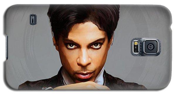 Prince Galaxy S5 Case by Paul Tagliamonte