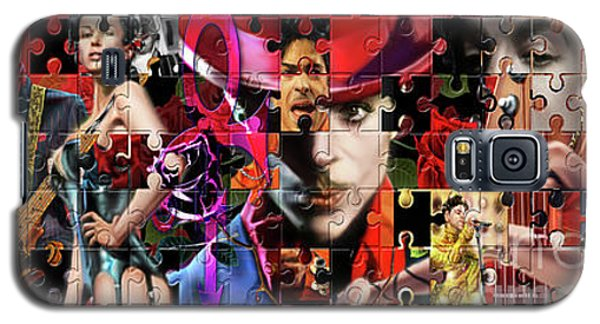 Prince Puzzle Of Missing Pieces 1 Galaxy S5 Case