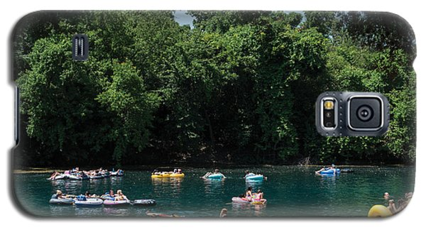 Prince Solms Park On The Comal River In New Braunfels Galaxy S5 Case