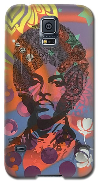 Galaxy S5 Case featuring the painting Prince Spirit by Dean Russo