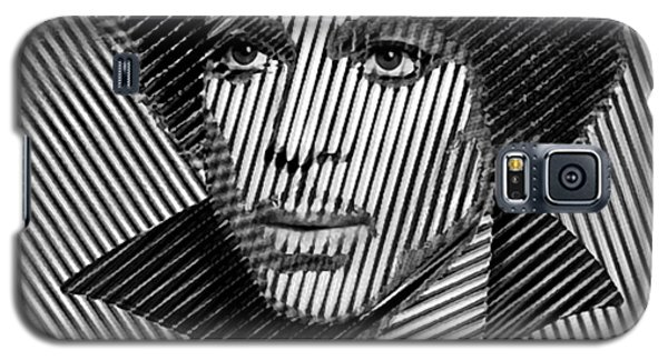 Prince - Tribute In Black And White Sketch Galaxy S5 Case