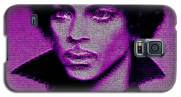 Prince - Tribute In Purple Galaxy S5 Case