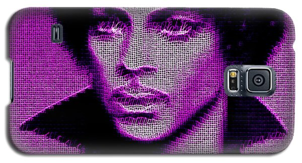 Prince - Tribute In Purple Galaxy S5 Case