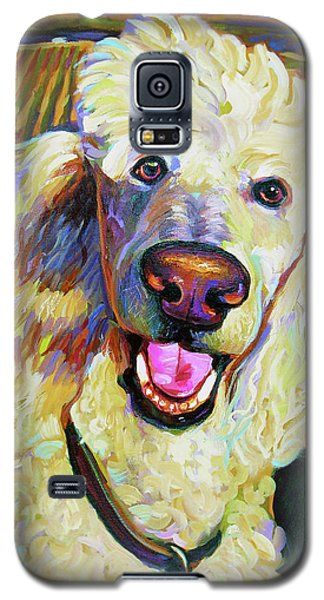 Princely Poodle Galaxy S5 Case