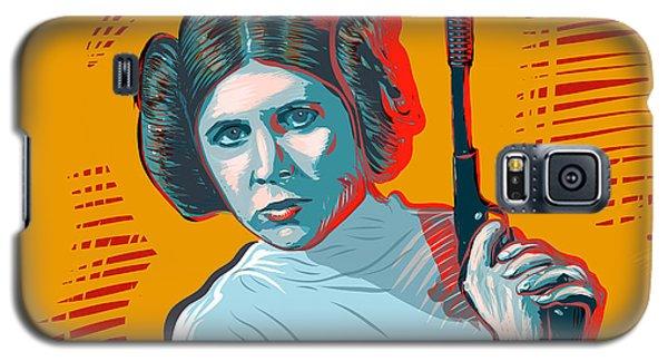 Princess Leia Galaxy S5 Case