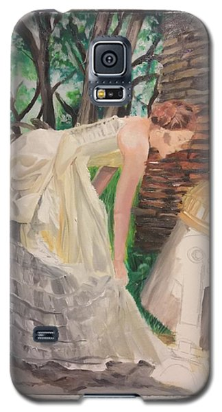 Princess Organa Wip Galaxy S5 Case