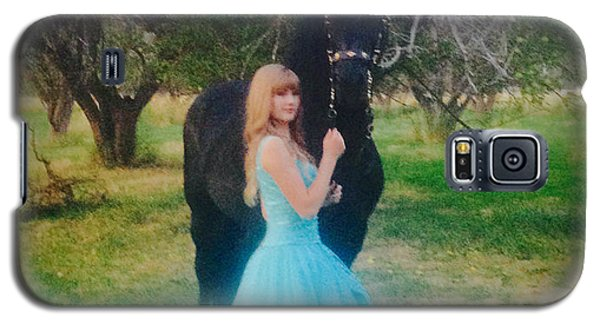Princess' Stallion Galaxy S5 Case