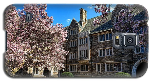 Princeton University Pyne Hall Courtyard Galaxy S5 Case