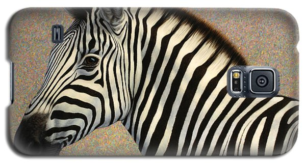 White Horse Galaxy S5 Case - Principled by James W Johnson
