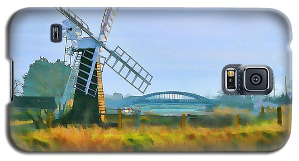 Priory Windmill Galaxy S5 Case