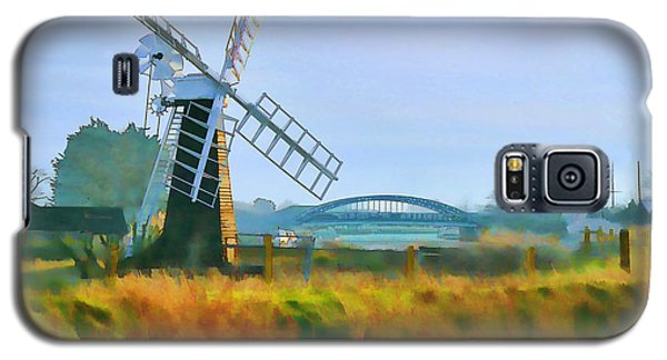 Priory Windmill Galaxy S5 Case