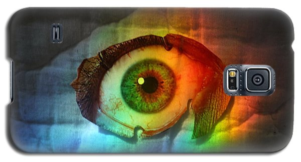 Galaxy S5 Case featuring the photograph Prismaeye by Douglas Fromm