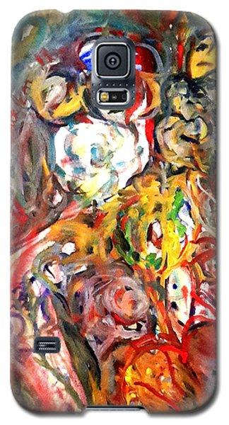 Prison Of Love 5 Galaxy S5 Case