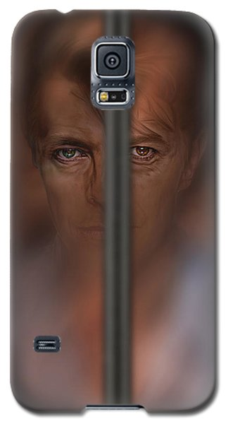 Prisoner Of Love Galaxy S5 Case by Pedro L Gili