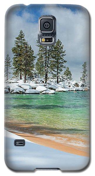 Pristine Shores By Brad Scott Galaxy S5 Case