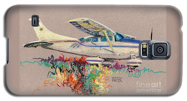 Private Plane Galaxy S5 Case