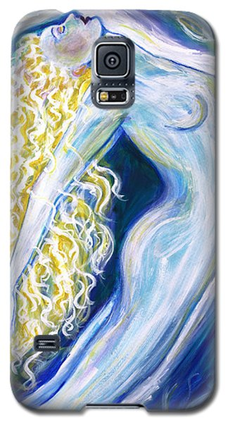 Probing The Depths Galaxy S5 Case