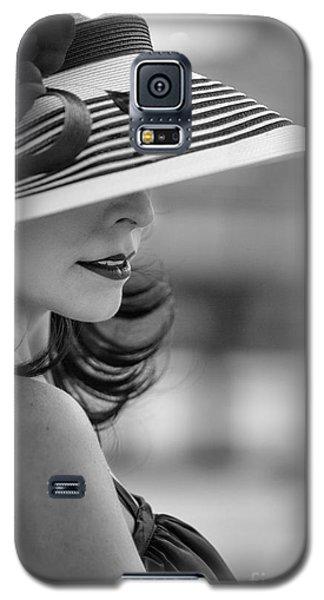 Profile Galaxy S5 Case by Linda Blair