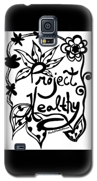 Project Healthy Galaxy S5 Case