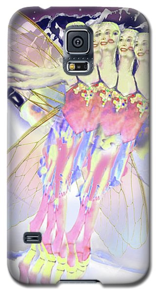 Promise Of Spring Galaxy S5 Case