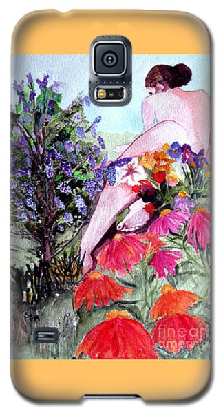 Proserpina Rising Galaxy S5 Case