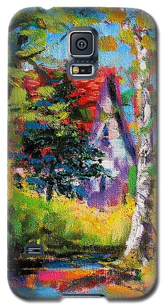 Prospect Driveway Galaxy S5 Case by Les Leffingwell