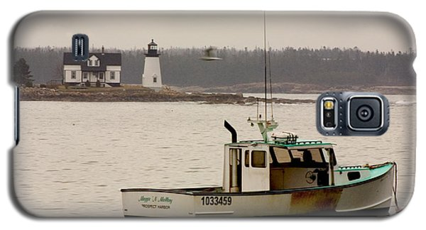 Prospect Harbor Lighthouse Galaxy S5 Case