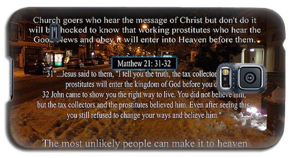 Prostitutes In Heaven Galaxy S5 Case