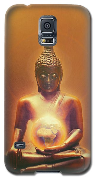 Protecting Earth Galaxy S5 Case