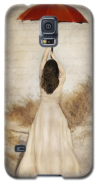 Protection Painted Lady Galaxy S5 Case