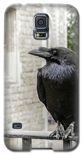 Galaxy S5 Case featuring the photograph Protector Of The Crown by Christina Lihani