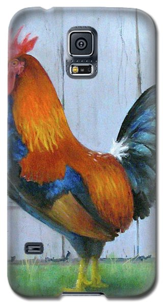 Proud Rooster Galaxy S5 Case