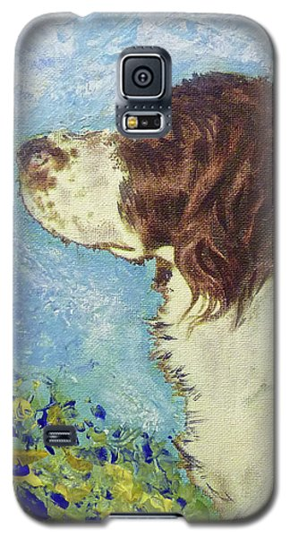 Proud Spaniel Galaxy S5 Case