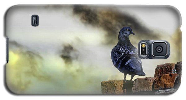 Proud To Be A Pigeon Galaxy S5 Case