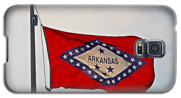 Proud To Be An Arkansan- Fine Art Galaxy S5 Case
