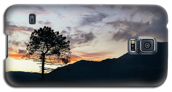 Provence, France Sunset Galaxy S5 Case