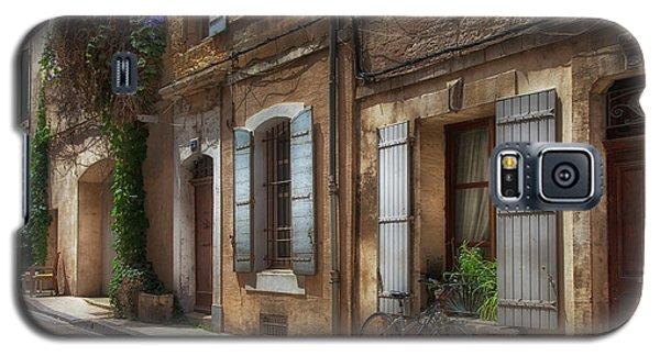 Provence Street Scene Galaxy S5 Case