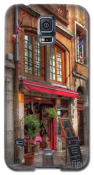 French Cafe Galaxy S5 Case